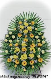 Wieniec pogrzebowy s4 do pogrzebu w warszawie