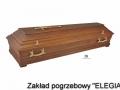 Duża trumna pogrzebowa DN zakład pogrzebowy elegia warszawa