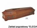 Ciemna trumna DWW na eleganckie pogrzeby w warszawie