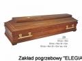 Trumna pogrzebowa  ZCH
