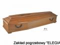"""Elegancka trumna pogrzebowa dla zakład pogrzebowy """"ELEGIA"""""""