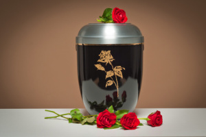 Elegancka urna pogrzebowa