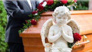 żałobnik na pogrzebie z elegia usługi pogrzebowe warszawa