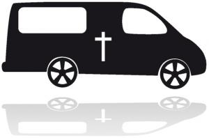Ikonka karawan pogrzebowy