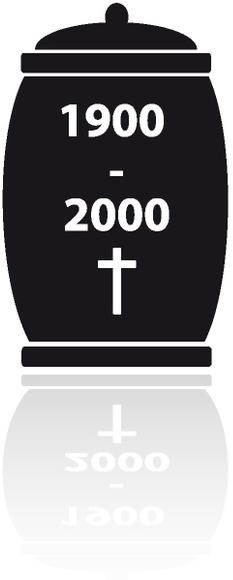 Urna pogrzebowa ikonka