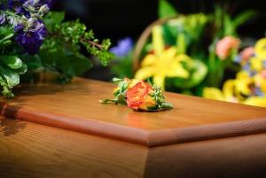 Pogrzeb i trumna